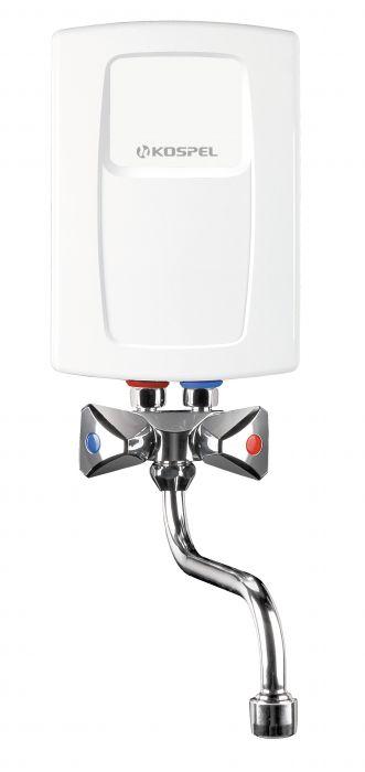 Podgrzewacz elektryczny przepływowy  TWISTER EPS2-4,4 4.4 kW 230 V 135 x 195 x 69 mm