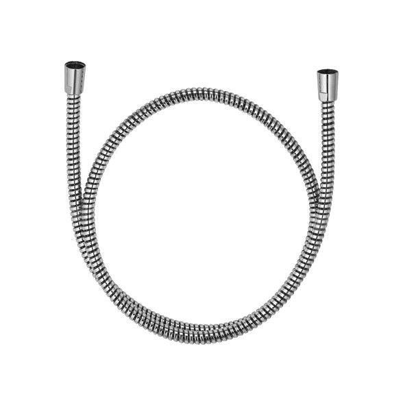 LOGOFLEX wąż natryskowy z nakrętkami stożkowymi 1600 mm chrom