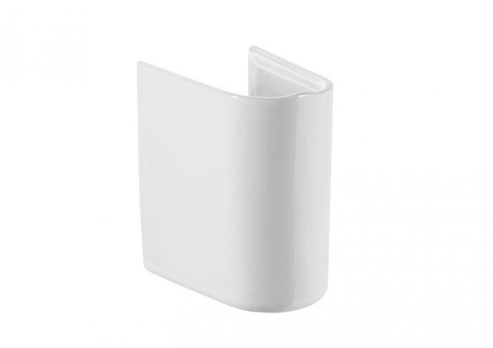 DEBBA półpostument biały 200 x 290 x 325 mm