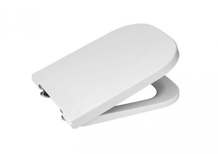 GAP deska WC wolnoopadająca z tworzywa Duroplast z funkcją łatwego wypinania biała