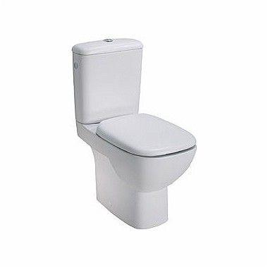 STYLE zestaw WC kompakt miska odpływ uniwersalny, spłuczka 6/3l