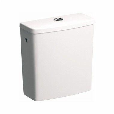 Nova Pro spłuczka 36.4 x 16.3 x 35.5 cm biała 3/6 l