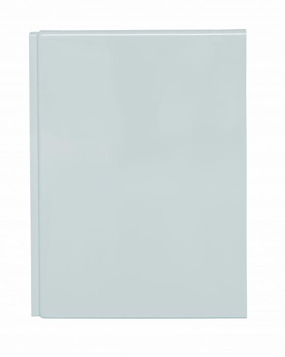 CLARISSA obudowa wanny boczna asymetryczny strona uniwersalna 1700 x 1050 mm biała