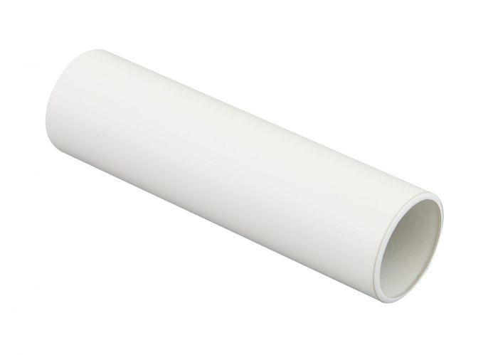 2x rurka maskująca SKALAR mosiężna 22 mm biała