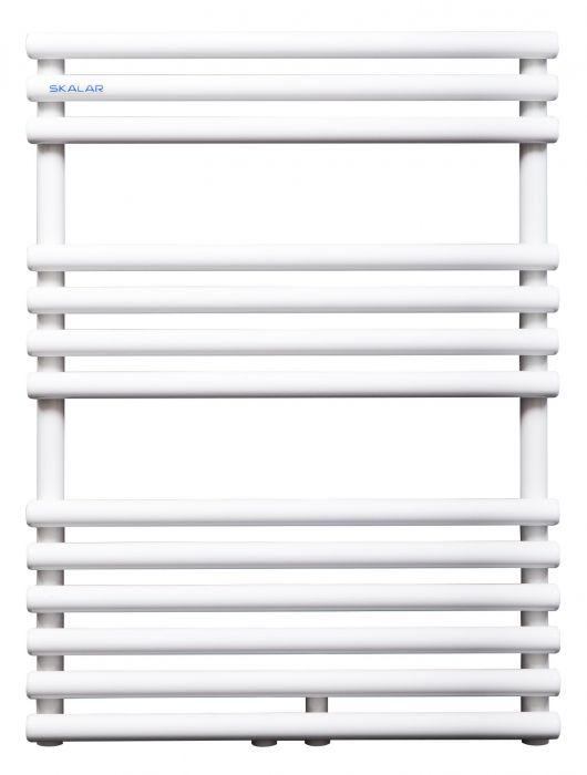 Grzejnik łazienkowy SKALAR Forma Light SFL 140-050-50 1355 x 496 x 50 mm 666 W biały