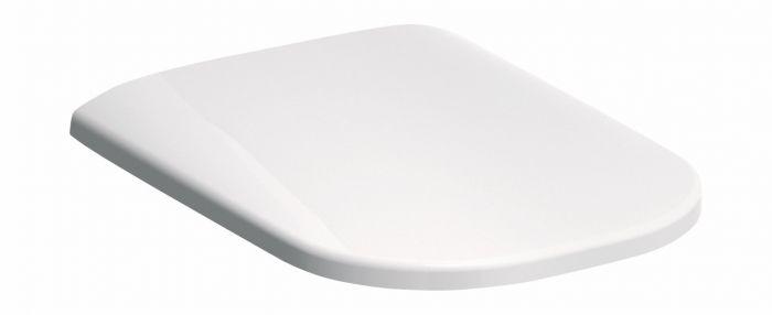 TRAFFIC deska sedesowa wolnoopadająca z tworzywa Duroplast z zawiasami metalowymi instalowane od góry biała