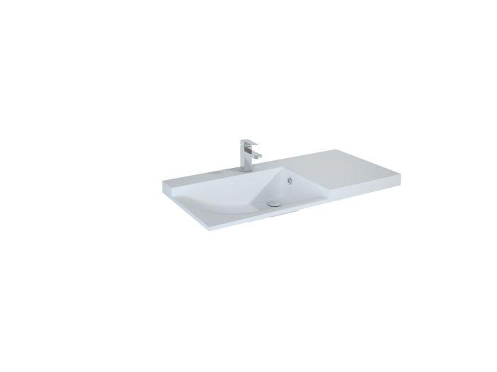 Metis umywalka meblowa 920 x 500 x 50 mm biała