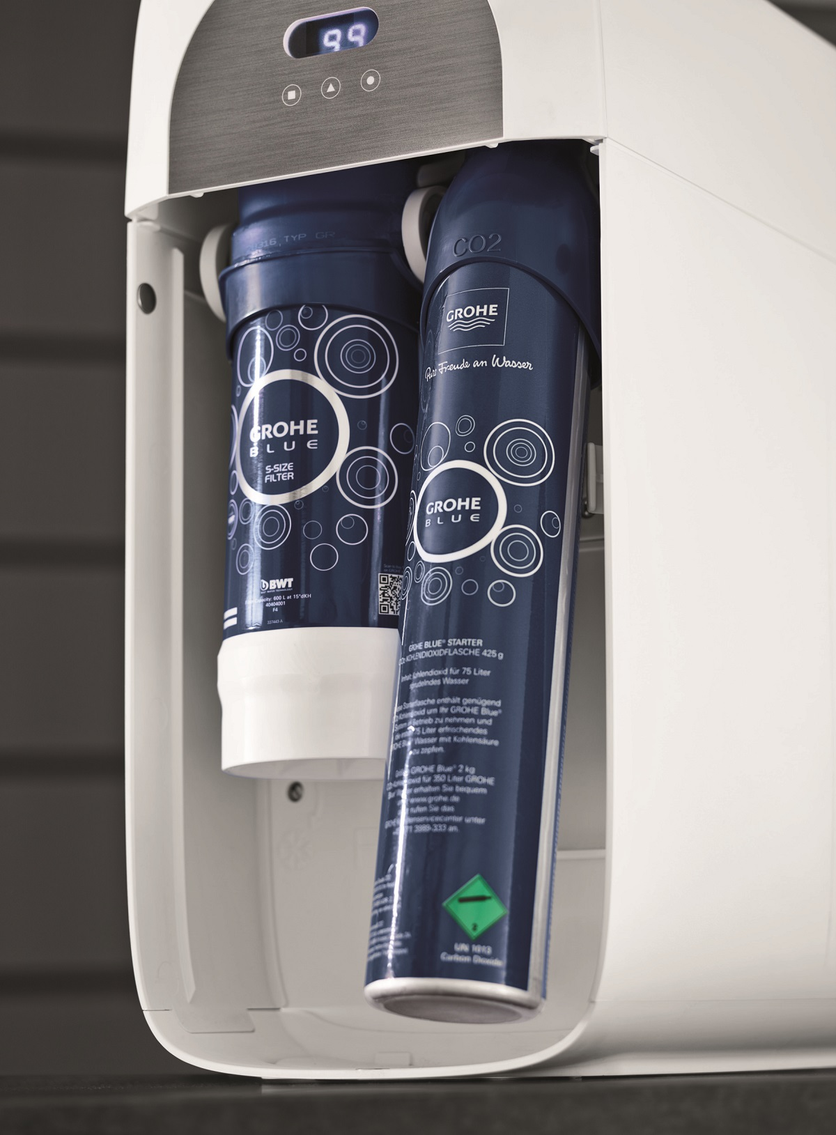filtry grohe blue home
