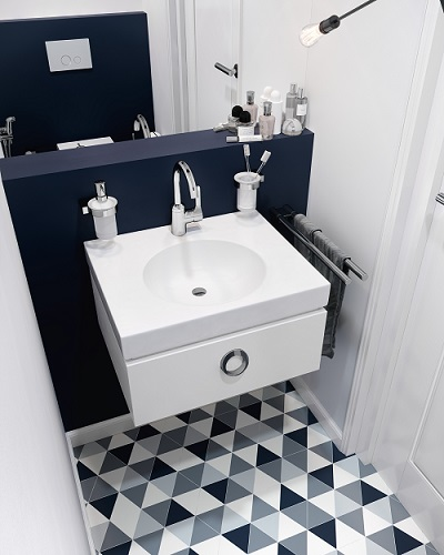 Jak Urządzić Małą łazienkę Sanpol