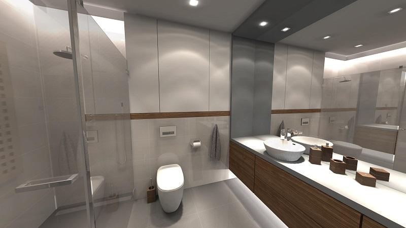 Co Optycznie Powiększa Wnętrze Małej łazienki Praktyczne